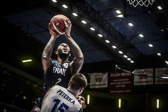 Amath M'Bayen ura on nousukiidossa. Kuva: FIBA Europe.